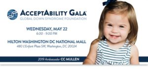 AcceptAbility Gala Graphic