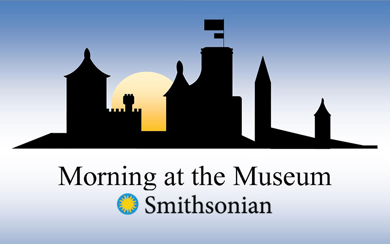 Morning at the Museum Graphic
