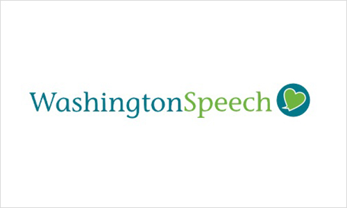 Sponsor Washington Speech