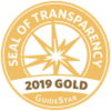 GuideStar 2019 Gold